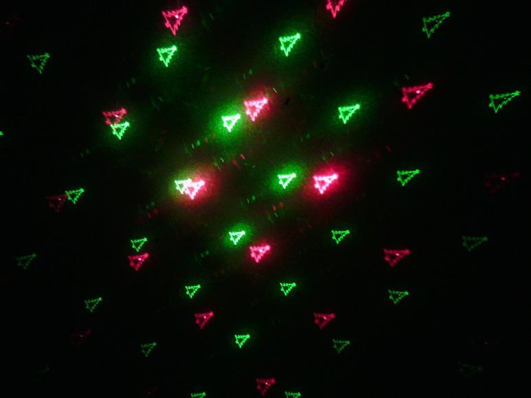 Mini Proiettore Laser Effetto Luci.M 3 Luci Ed Effetti Messaggimusicali Mini Laser Luci Di Natale