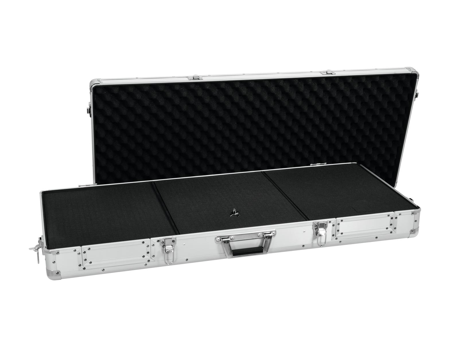 Flight Case Per Console Cdj Mixer con Spugna interna ROADINGER Cm 1090x480x155