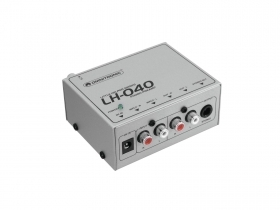 Preamplificatore linea Phono g