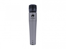 Dynamic microphone Cardioid Professional OMNITRONIC MIC 75PRO