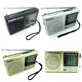 Mini Radio Portatile FM AM Col