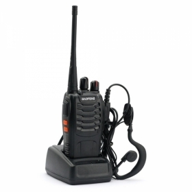 Walkie Talkie Ricetrasmettitore Baofeng BF-888S UHF 400 - 470MHz CTCSS DCS