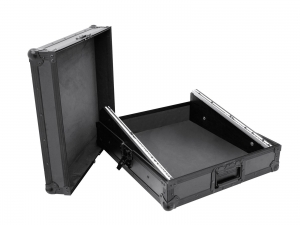 Flight Case Custodia per Dj Mixer Audio Luci Pro MCBL-19,12U Roadinger