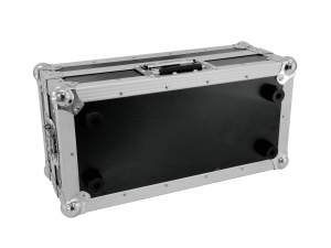 Flight Case Valigia Custodia per Dj Mixer Audio Luci 540 x 270 x 235 mm Roading