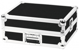 Flight Case Valigia Custodia per Dj Mixer Audio Luci 545 x 455 x 240 mm Roading