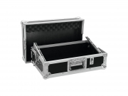 Flight Case Custodia per Dj Mixer Audio Luci Inclinato 6U Roadinger Pro MCV-19