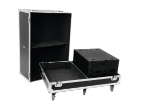 Flight case Per due Line Array Subs CLA-212 ROADINGER