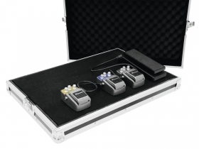 Flight case Per Effetti Pedali ROADINGER EF-2