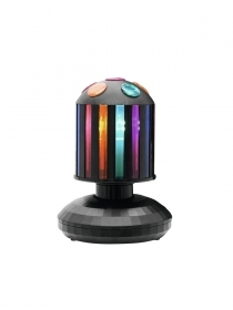 EUROLITE LED MSC-10 Mini Singolo Cilindro