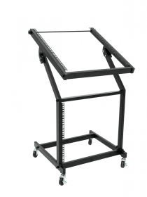 Rack Stand Adjustable OMNITRONIC 12U / 10U