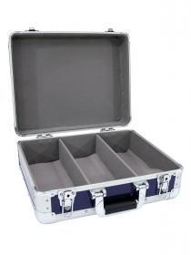 Flight Case, CD aluminum Case, 90 CD Handle ROADINGER Max 10kg