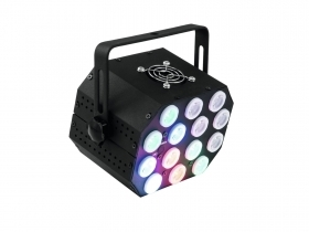 Effect Spot light LED Flash light PS-46 RGB 14x1W Eurolite